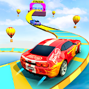 Furious Car Stunts Mega Ramp Car Racing Games