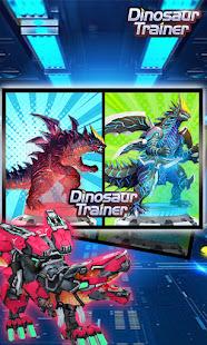 Dinosaur Trainer - Jurassic Battle Royale World 1.2 APK + Мод (Unlimited money) за Android