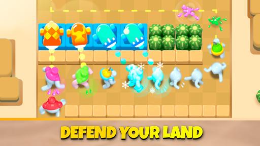Island Defense - Idle game  screenshots 1