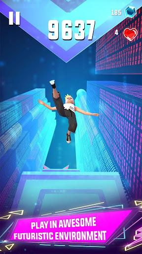 Sky Jumper: Parkour Mania Free Running Game 3D 2.0 screenshots 4