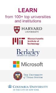 edX: Online Courses by Harvard, MIT, Berkeley, IBM 2.23.2 APK with Mod + Data 1