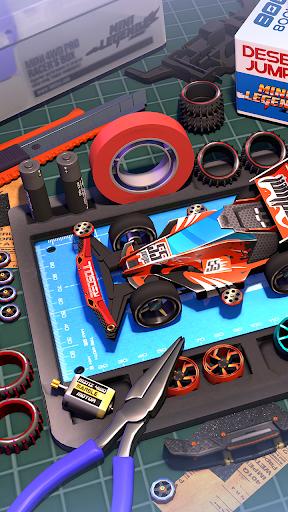 Mini Legend - Mini 4WD Simulation Racing Game  screenshots 9