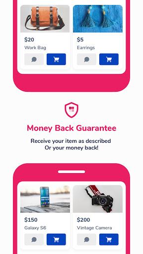 Popsy - Buy & Sell Used Stuff apktram screenshots 18