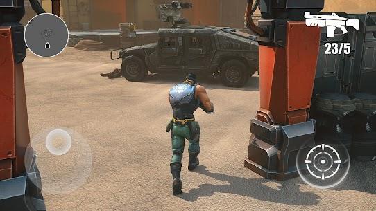 Evolution 2: Battle for Utopia Mod Apk 0.714.88445 (High Weapon Damage + One Shot Kill) 6