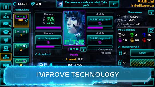 Business Clicker: Sci-Fi Magnate and Capitalist Mod Apk (Unlimited Money) 3