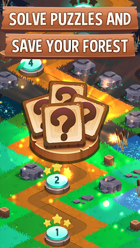 Spell Forest - Fun Spelling Word Puzzle Adventure  screenshots 2