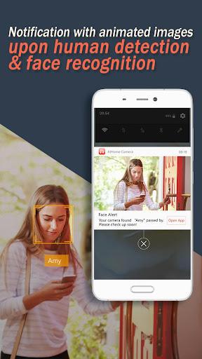 AtHome Camera - phone as remote monitor apktram screenshots 2