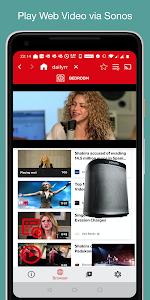 SonosWebs - Web Video & Audio Player for Sonos 1.1.9