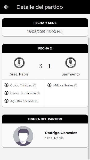 Copa Rosario screenshot 4