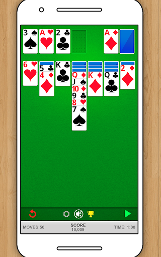 SOLITAIRE CLASSIC CARD GAME 1.5.15 screenshots 12