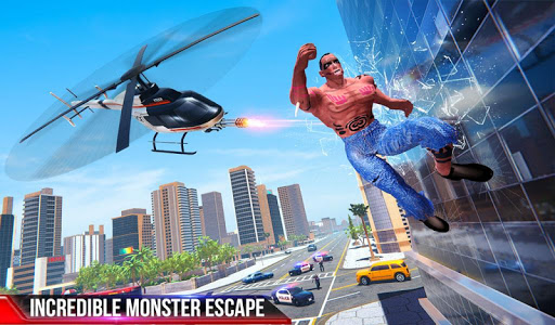Incredible Monster: Superhero Prison Escape Games 1.5.1 screenshots 11