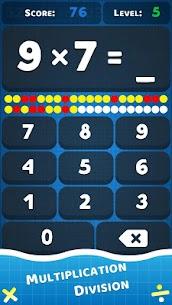 Math problems: mental arithmetic game 1