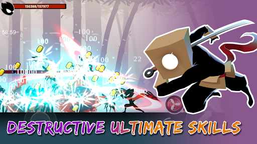 Stickman Revenge 4: Epic Stick War 0.4.0 screenshots 4