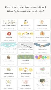 Eggbun: Learn Korean Fun MOD APK (Premium Unlocked) 7