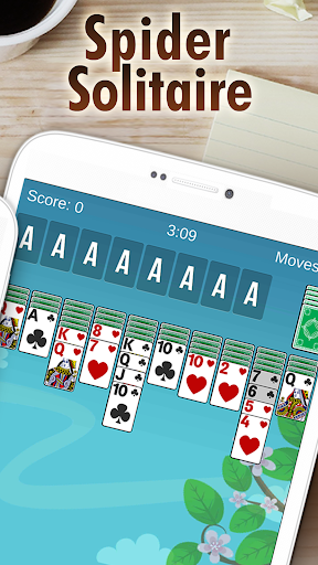 Solitaire Bliss Collection apkpoly screenshots 2