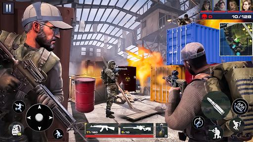 Real Commando Shooting FPS Game: Sniper Shooting  screenshots 10