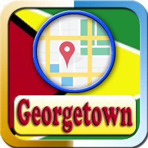 Georgetown City Maps And Direction 1.0 Android APK Mod Newest 1