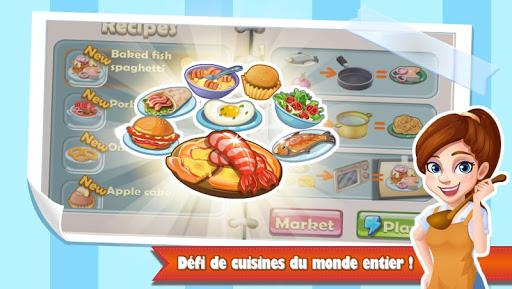 Télécharger Chef Fever APK MOD (Astuce) screenshots 1