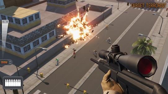 Sniper 3D Mod APK Download 3.33.5 (Free Online FPS, Unlimited Money) 7