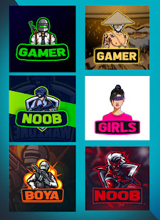 Logo Esport Maker - Create Gaming Logo with Name 0.5 Screenshots 3