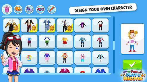 My Town : Play & Discover Pretend Play Kids Game  screenshots 5