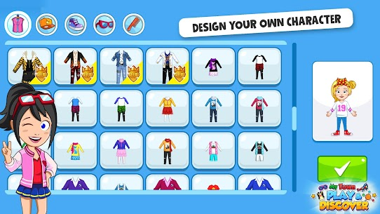 My Town: Play & Discover – City Builder Game 1.23.13 Apk + Mod + Data 5