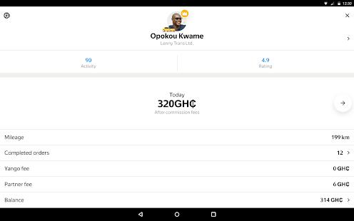 Yandex Pro (Taximeter)u2014Driver job in taxi for ride screenshots 12