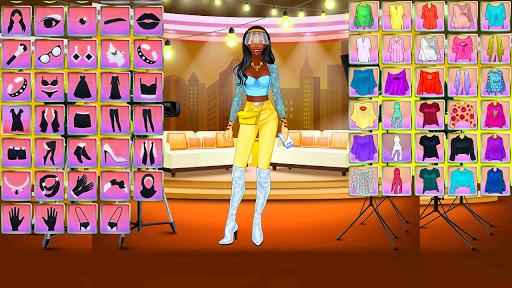Makeover Games: Superstar Dress up & Makeup  screenshots 2