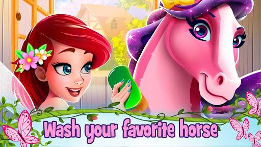 Tooth Fairy Horse - Caring Pony Beauty Adventure screenshots 13