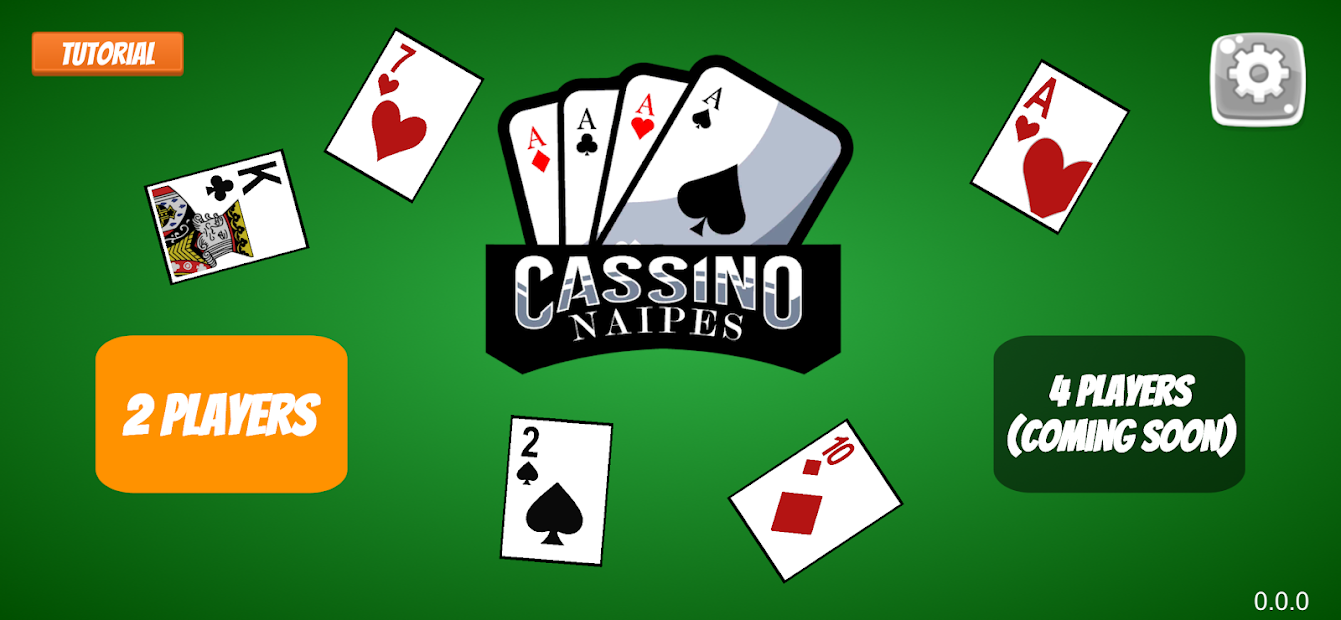 Cassino Naipes screenshot 1