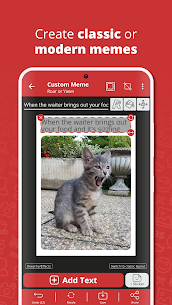 Meme Generator PRO MOD (FREE TO PURCHASE) APK for Android 1