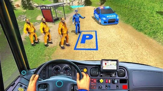 New Bus Simulator 2021: Bus Games 2021 New 3D 2