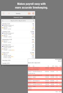 Easy Hours Timesheet Timecard v9.4.2 [Paid] 4