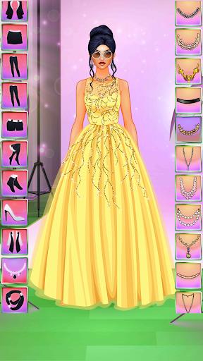 Makeover Games: Superstar Dress up & Makeup  screenshots 13