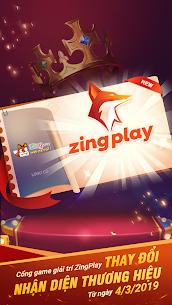 Cổng game ZingPlay – Game bài – Game cờ – Tiến lên 5