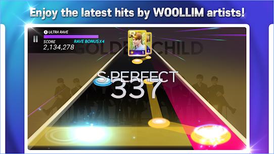 Free SuperStar WOOLLIM 5