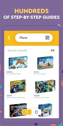 LEGOu00ae Building Instructions apkdebit screenshots 9