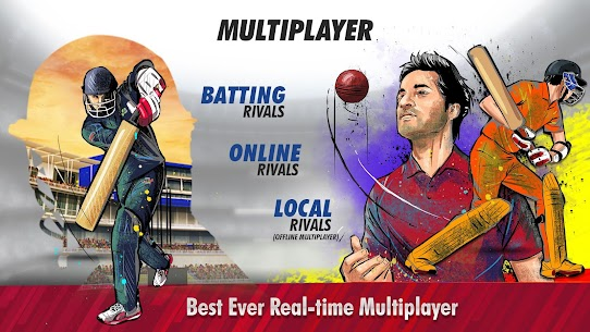 World Cricket Championship 3 – WCC3 (MOD, Unlimited Money) 8