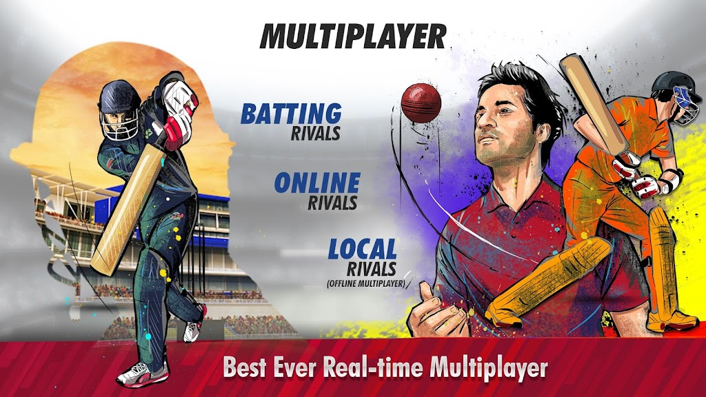 World Cricket Championship 3 - WCC3 poster 7