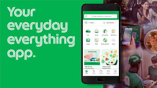 Grab - Transport, Food Delivery, Payments Apkfinish screenshots 1