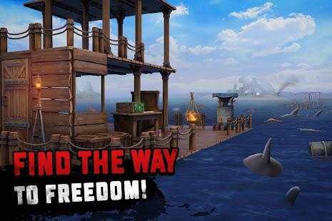 Raft Survival: Ocean Nomad - Simulator 1.196 Screenshots 17