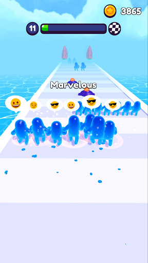 Join Blob Clash 3D 0.0.4 screenshots 9
