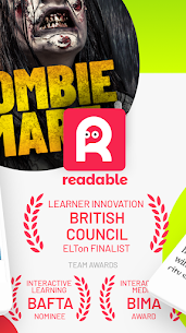 Read English Stories for free – Readable (MOD APK, AD-Free) v52 2