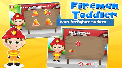Fireman Toddler School Free 3.20 screenshots 12