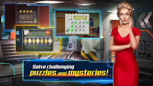 Agent: Hidden Object Mystery Adventure Puzzle Game modavailable screenshots 11