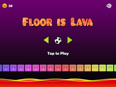 Floor is Lava Hack Game Android & iOS 5