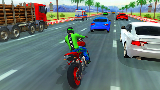 City Rider - Highway Traffic Race 1.5 screenshots 3