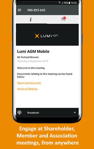 Lumi AGM screenshot 2