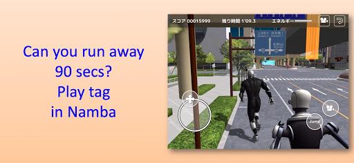 Namba Run Away modiapk screenshots 1