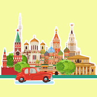 Travel Stickers for WhatsApp - WAStickerApps Pack